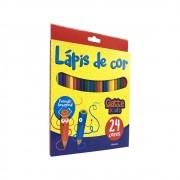 LÁPIS DE COR GATTE 24 CORES