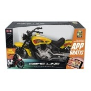 MOTO CHOPPER ACTION COLORS - BS TOYS