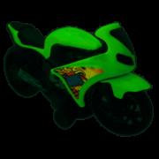 MOTO FRICÇÃO SUPER 1600 - BS TOYS