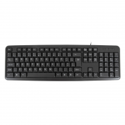TECLADO USB TN OFFICE - PRETO REF. 520
