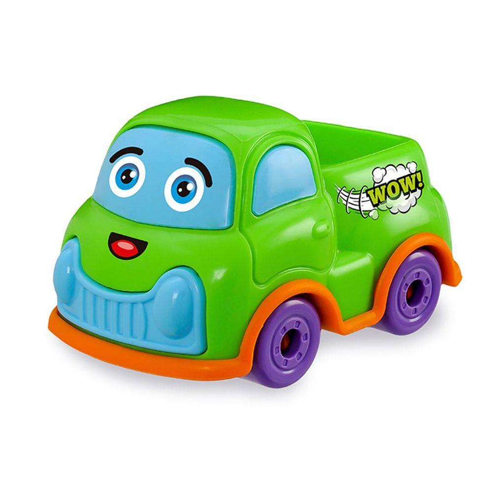 CARRINHO PICK UP CAR TOONS
