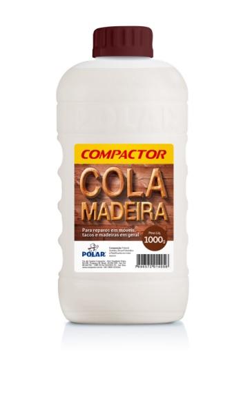 COLA MADEIRA COMPACTOR 1KG