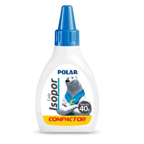 COLA PARA ISOPOR COMPACTOR 40G