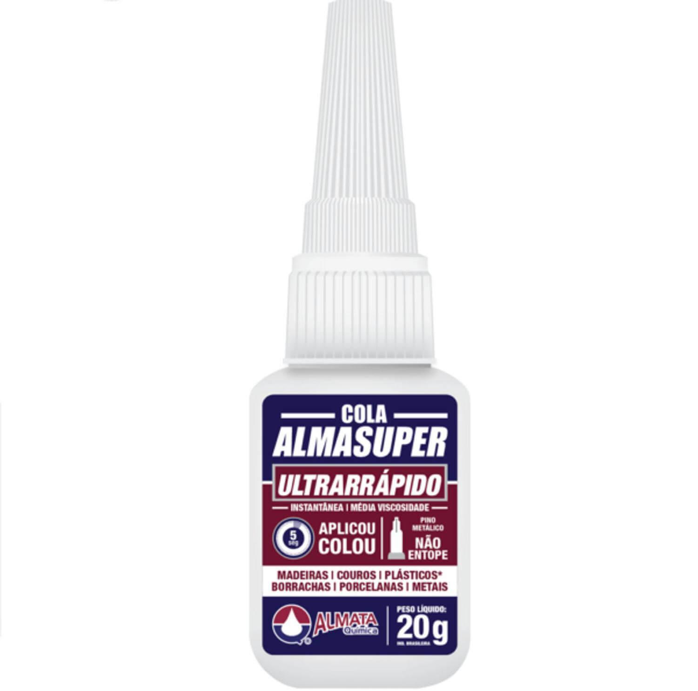 COLA SUPER ALMASUPER 20G - EXTRA FORTE