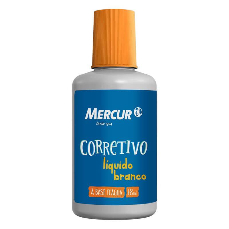 CORRETIVO LÍQUIDO MERCUR 18 ML