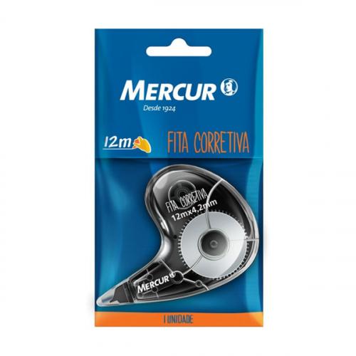 FITA CORRETIVA MERCUR 4,2MM X 12M