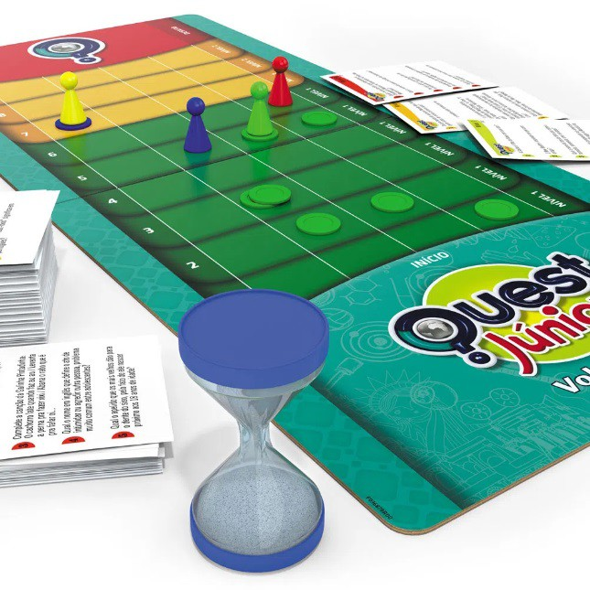JOGO QUEST JUNIOR GROW