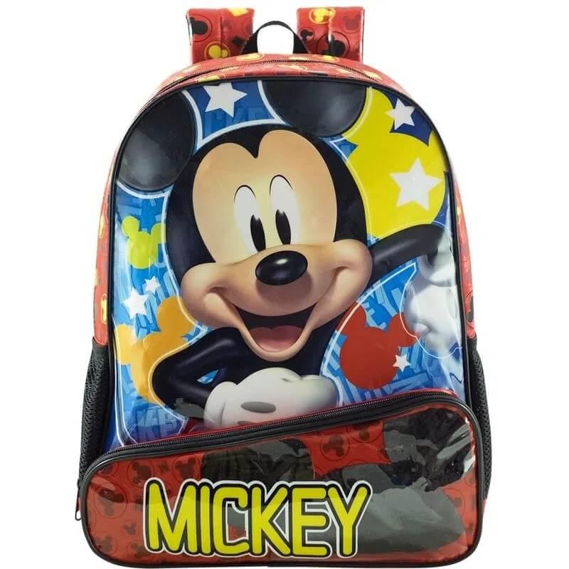 MOCHILA INFANTIL XERYUS - MICKEY REF. 8963