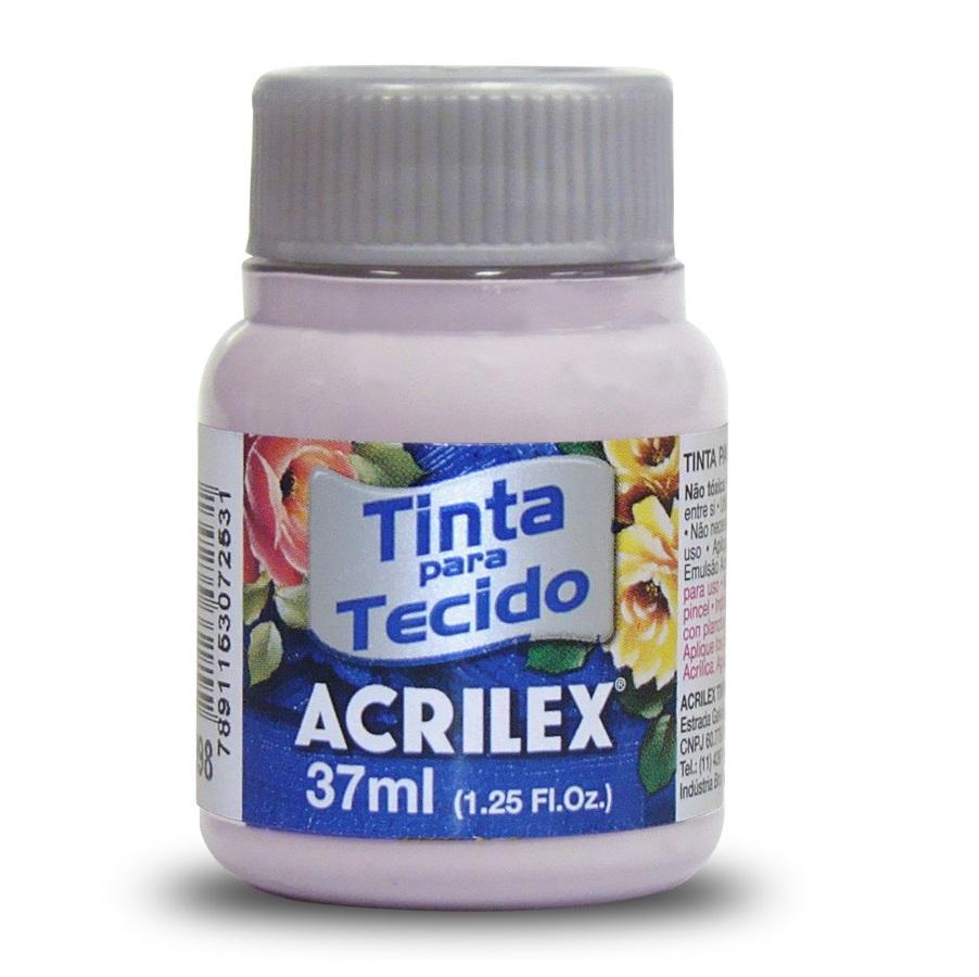 TINTA DE TECIDO ACRILEX 37 ML LAVANDA