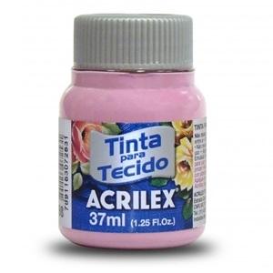 TINTA DE TECIDO ACRILEX 37 ML ROSA CICLAME