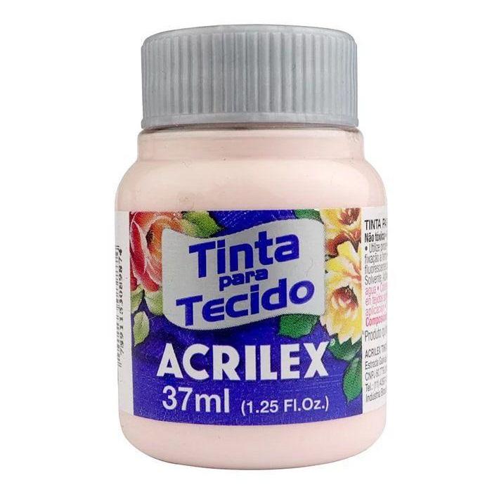 TINTA DE TECIDO ACRILEX 37 ML ROSTINHO DE BONECA