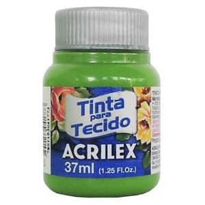 TINTA DE TECIDO ACRILEX 37 ML VERDE ABACATE
