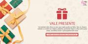 VALE PRESENTE 50,00