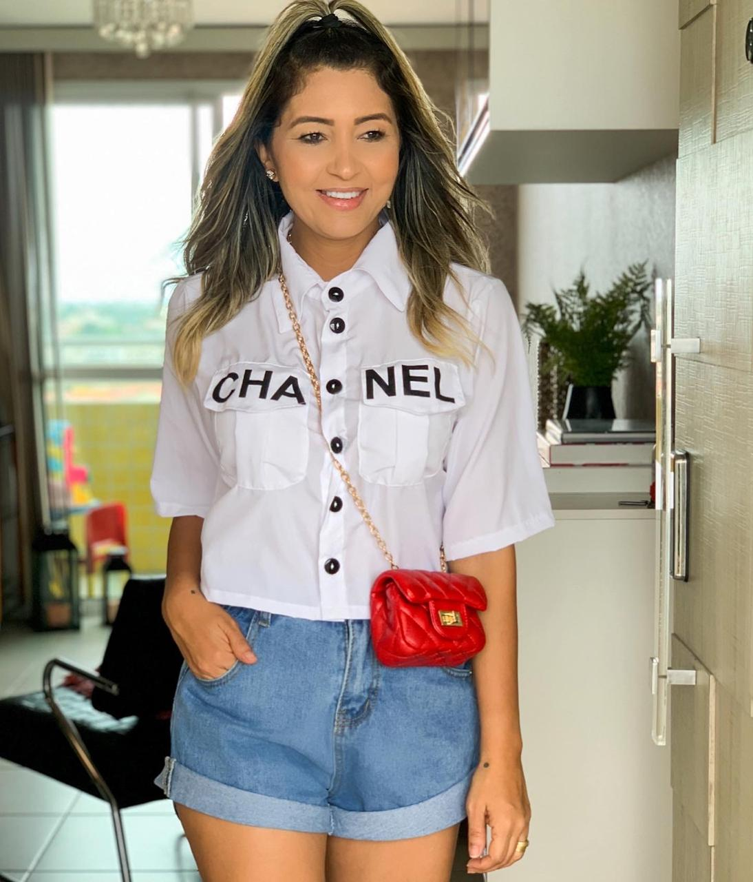 CROPPED CHANEL