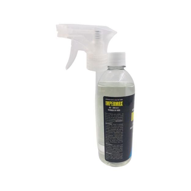 Impermeabilizante de água para vidros - Impermax - 500 ml
