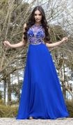Vestido Azul Bic Isis