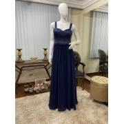 Vestido azul Marinho 172