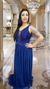 Vestido azul Marinho Nice