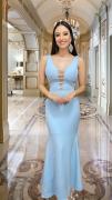 Vestido Azul serenity Pozzuoli