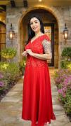 Vestido Coral Lamezia