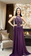 Vestido Lilás Lucca