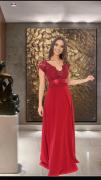 Vestido Marsala 121