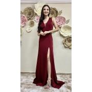 Vestido Marsala 175