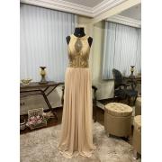 Vestido Nude 164