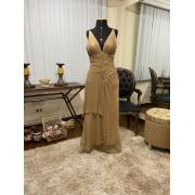 Vestido Nude 501