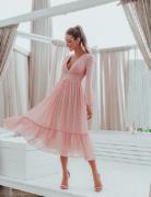 Vestido Rosa Fábia