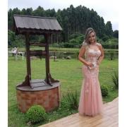 Vestido Rosa Lorena