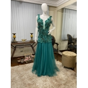Vestido Verde 126
