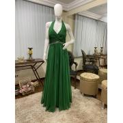 Vestido Verde Esmeralda 513
