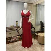 Vestido Vermelho 108