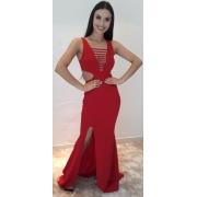 Vestido Vermelho Martina