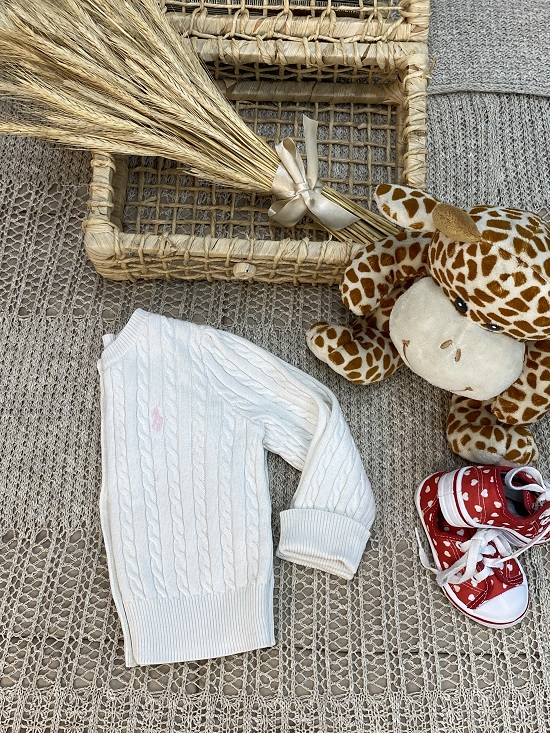Cardigan Baby Isabela
