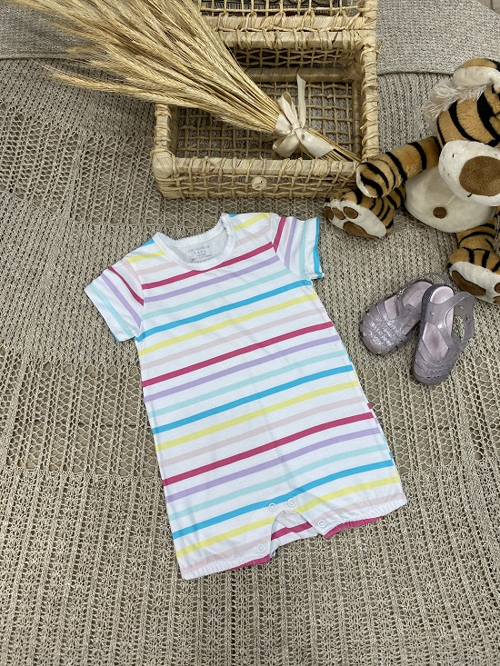 Macacão baby Beatriz