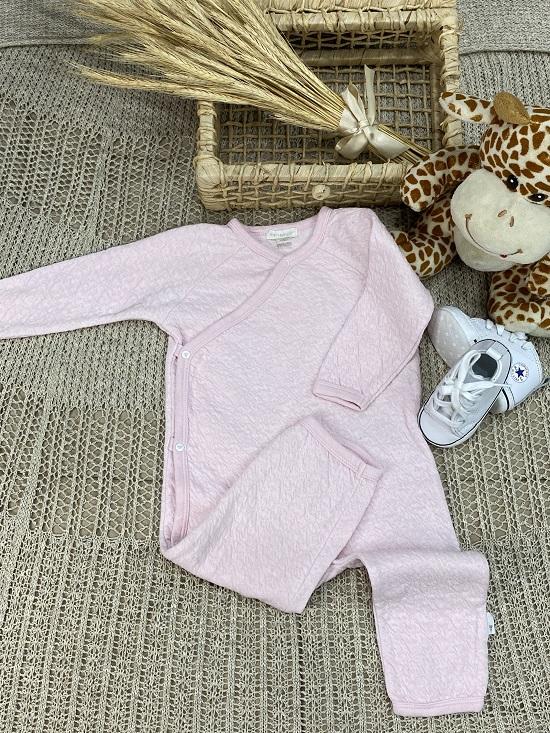 Macacão baby Nina
