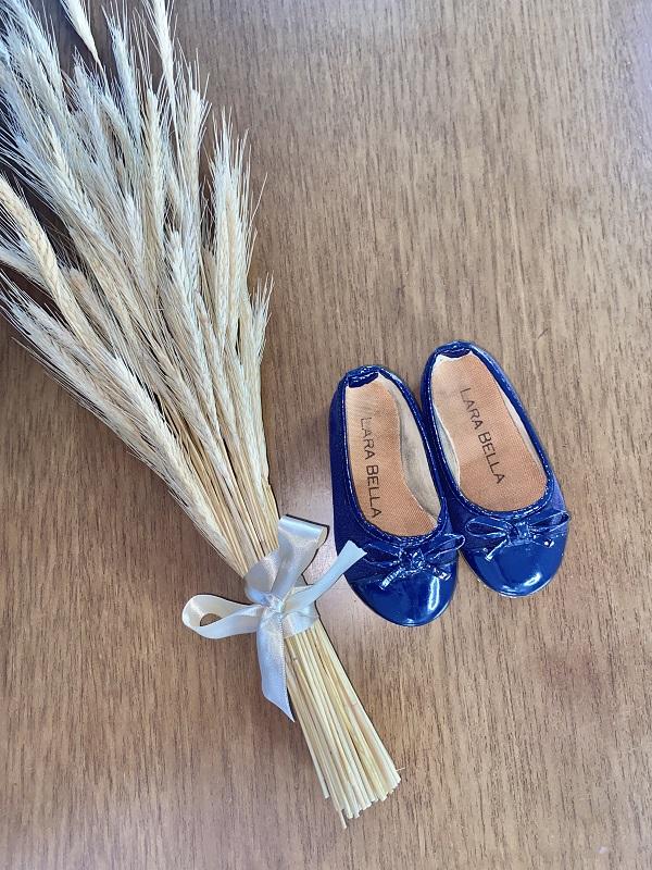 Sapato Azul Bia