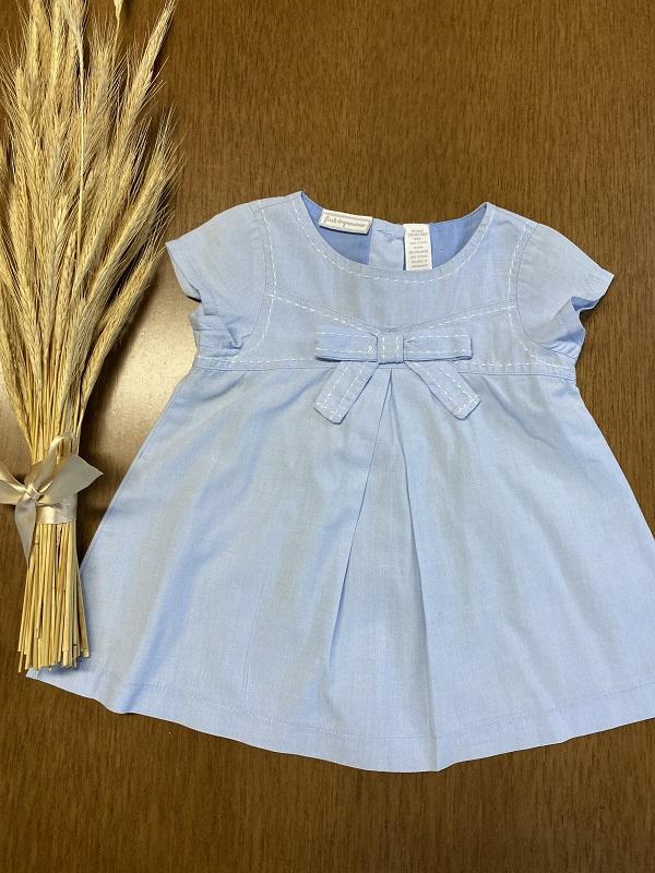 Vestido Azul Bêa