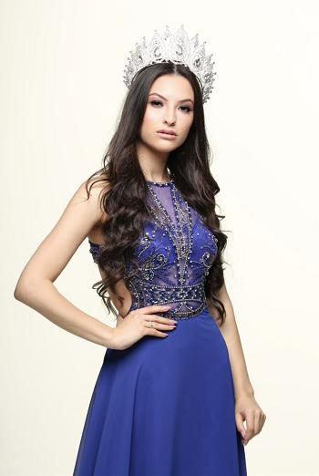 Vestido Azul Bic 116