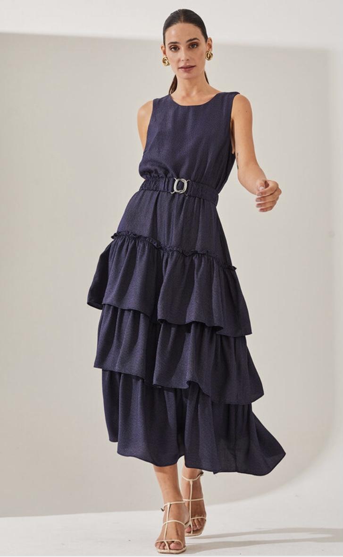 Vestido Azul Frederica