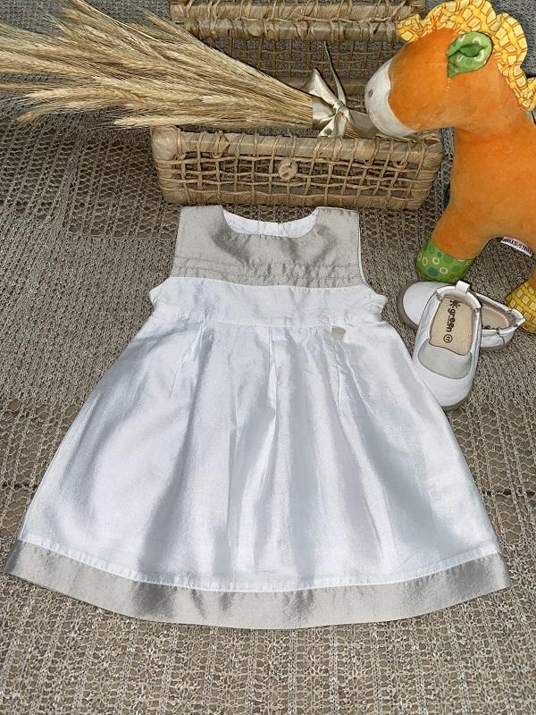 Vestido Cetim Celinha
