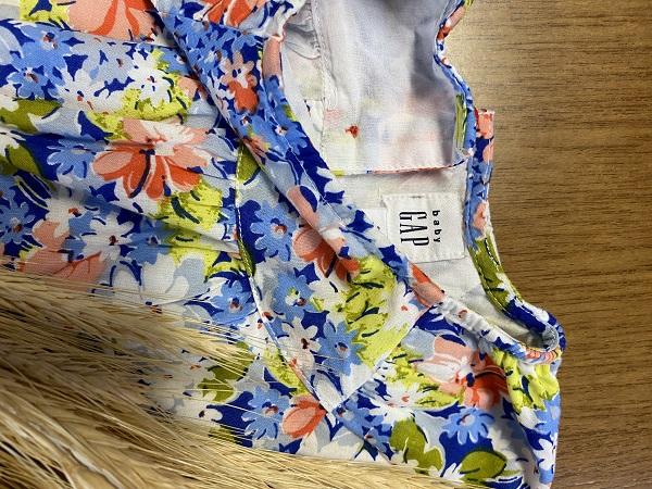 Vestido Floral Agah