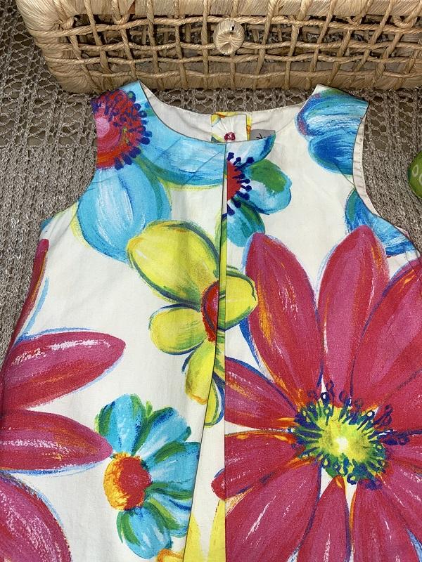 Vestido Floral Brida