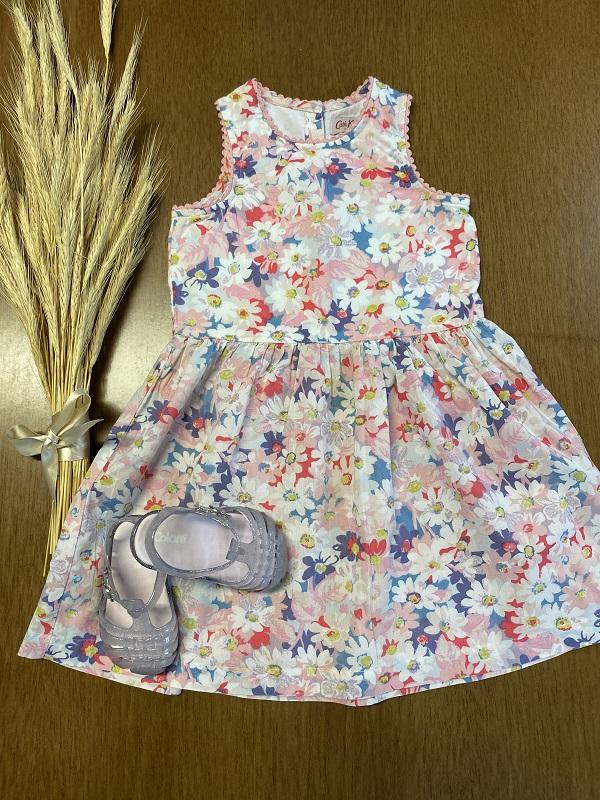 Vestido Floral Clari