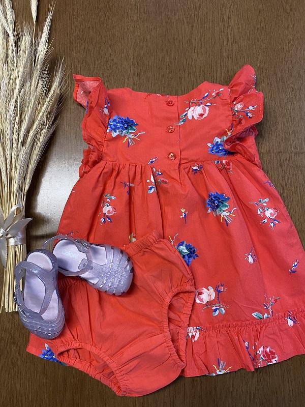 Vestido Floral Didi