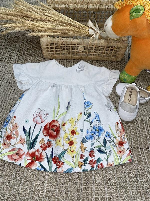 Vestido Floral Isa