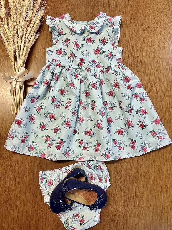Vestido Floral Kaká
