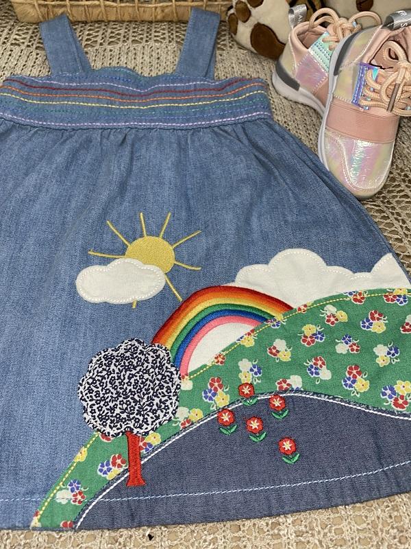 Vestido Jeans Juju